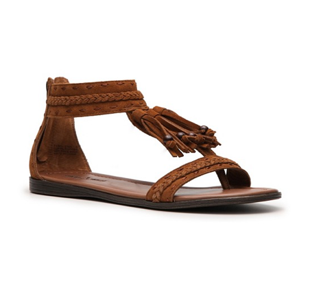 Loving the native spirit of these Minnetonka sandals.  Minnetonka Belize Sandal ($50)