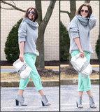 Street-Style Trend: Pastel Pops