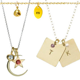 Birthstone Jewelry For Moms