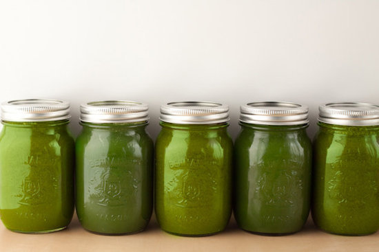 Sweet and Green Juice