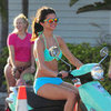 Selena Gomez and Vanessa Hudgens Bikini Pictures Filming Spring Breakers