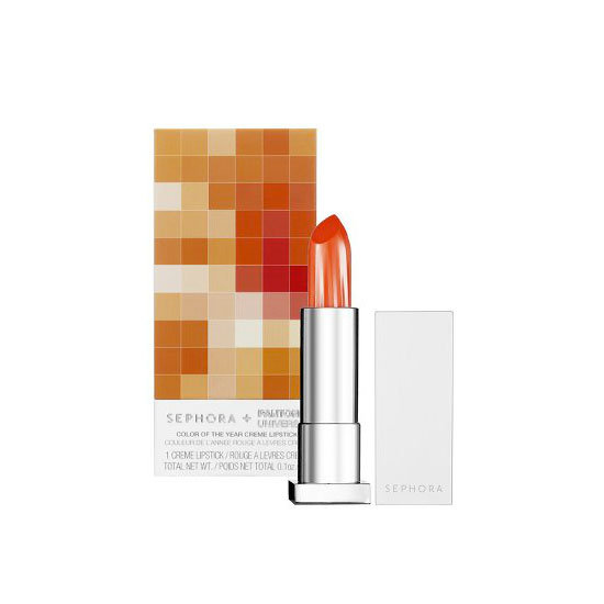Color of the Year Crème Lipstick ($18)