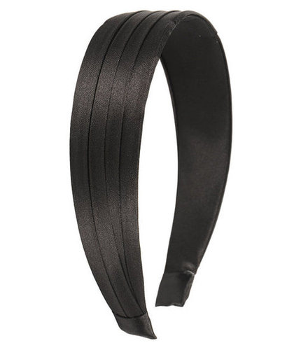 Pleated Satin Headband | FOREVER21 - 1002929327