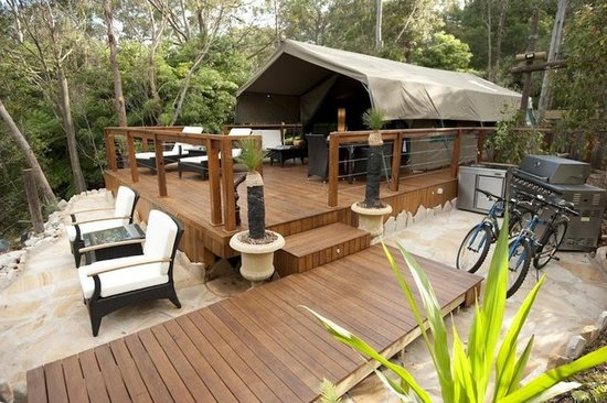 The Tandara Lodge in Australia