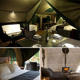 Brilliant or Baffling: Glamping