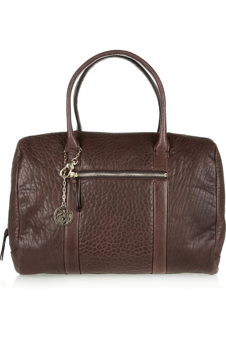 DKNY Textured Leather Tote ($365)