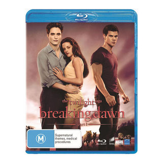 PopSugar Australia Giveaway: Win Breaking Dawn Part 1 on Blu-ray