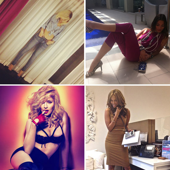 This Week's Best TwitPics: Tyra, Nicky, Rihanna & More Share Snaps!