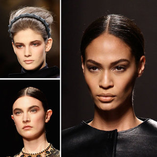 2012 Autumn/Winter Hair Trend: Bold Eyebrows