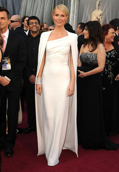 Gwyneth Paltrow in Tom Ford at the Oscars