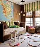 A Worldly Playroom