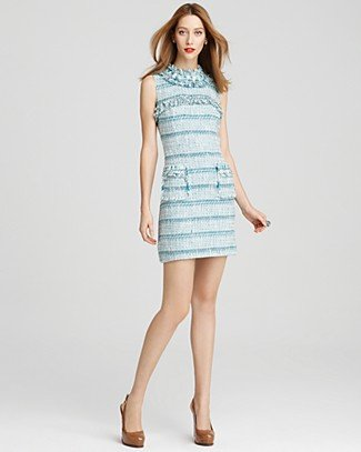 Tory Burch Curtis Tweed Dress - Dresses - Apparel - Women&#039;s - Bloomingdale&#039;s