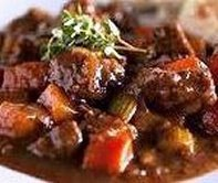 Weight Watchers Burgundy Beef Stew