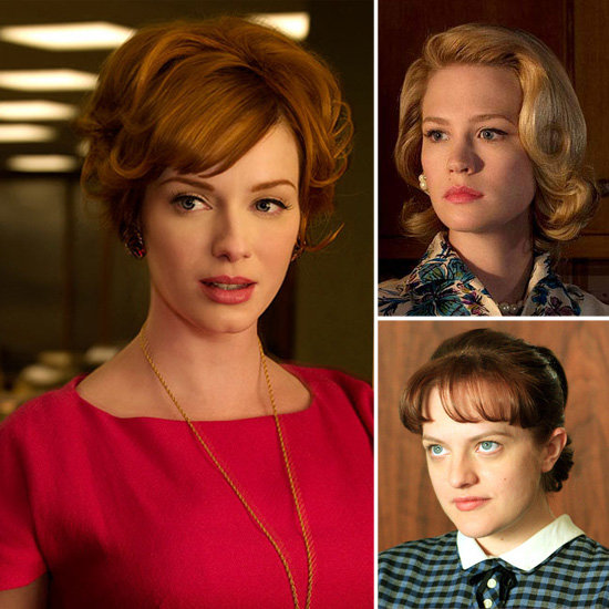 Mad Men-Inspired Beauty Looks to Try Right Now