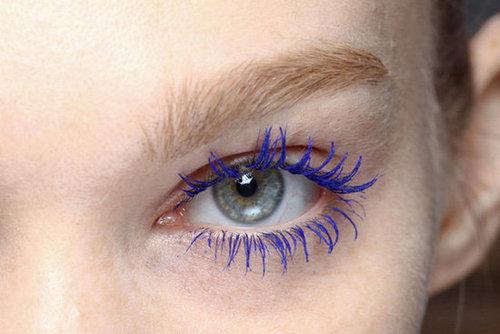 Eyelashes at Stella McCartney