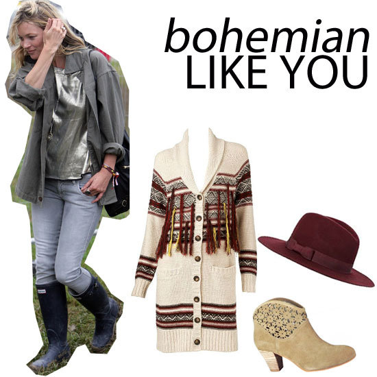 Bohemian Clothing, find the coolest Boho Bohemian Styles