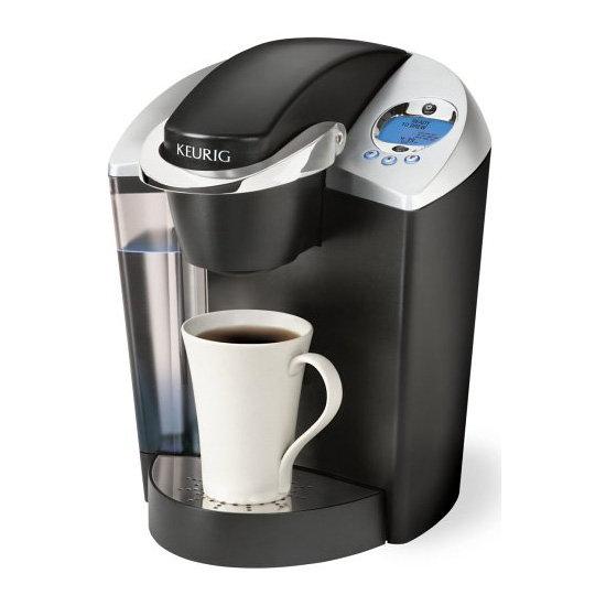 Keurig Single-Cup Home Brewing System