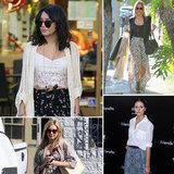 It's Spring! — Mimic These Fresh Celeb Outfits Now and All Season