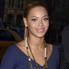 Beyonce Wears Blue Victoria Beckham in NYC