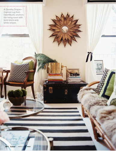 Get the Look: Anna Burke's West Village Apartment