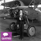 Quotes From the Fearless Amelia Earhart