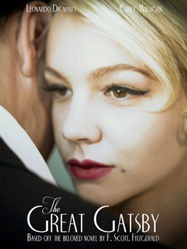 First Look: The Great Gatsby Movie Poster