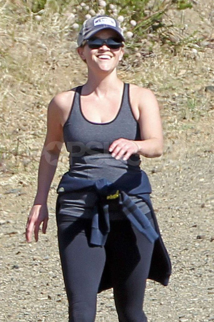 Reese Witherspoon Fits in a Workout Amid Pregnancy News