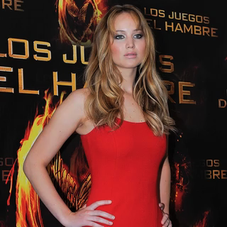 Jennifer Lawrence's Hunger Games Red Carpet Fashion