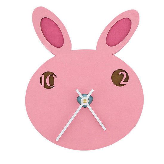 Bunny Clock ($44)