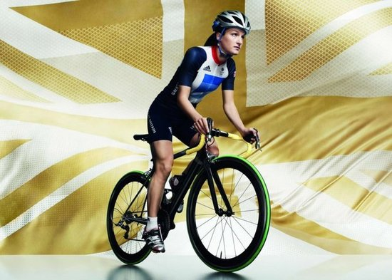 Stella McCartney's British Olympics Uniforms