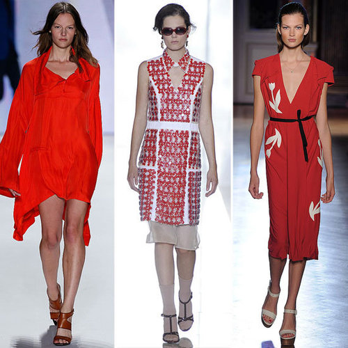 Spring 2012 Color Report: Rich Reds