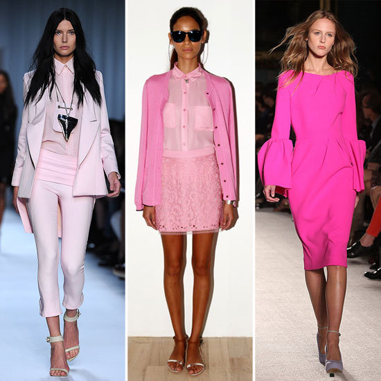 Colour Report: Pretty Pinks
