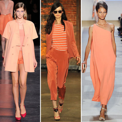Spring 2012 Cool Color Combo: Summer Coral