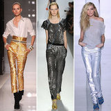 Colour Report: Bold Metallics