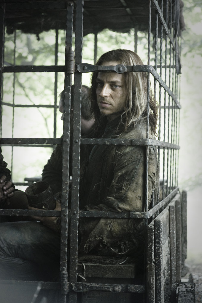 Tom Wlaschiha as Jaqen H'ghar on Game of Thrones.  Photo courtesy of HBO