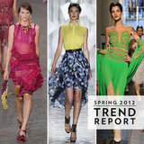 Our Biggest, Brightest Color Breakdown Ever: The Top Color Trends For Spring 2012
