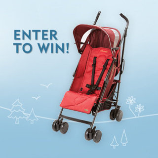 Day 7: Enter to Win a Baby Cargo 200 Series Stroller