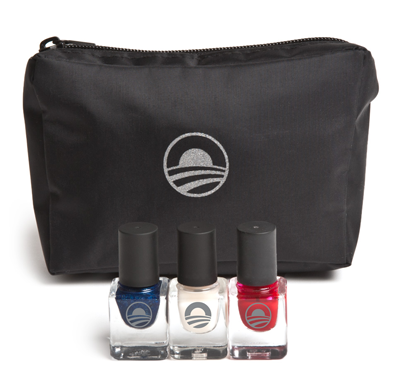 The Politics of Nail Polish: President Obama Launches Nail Lacquers