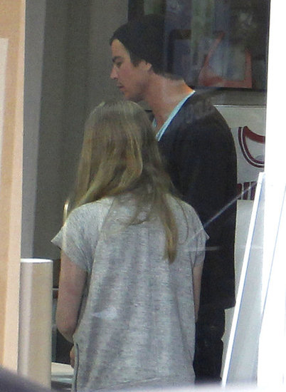 Amanda Seyfried and Josh Hartnett Enjoy Another Low-Key Day Date