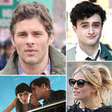 James Marsden, Daniel Radcliffe, and More Stars on Set!