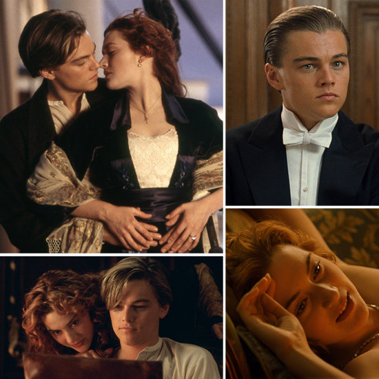 Swoon Over These Original Titanic Pictures Before the 3D Release