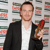 Michael Fassbender Pictures at Empire Awards 2012