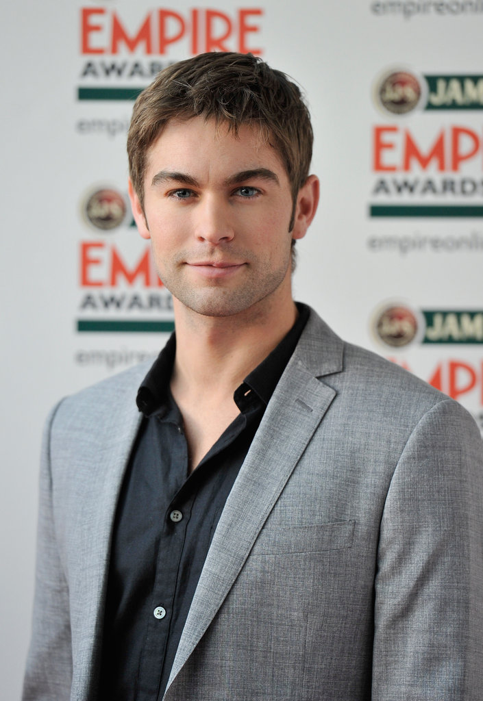 Chace Crawford makes an appearance at the Jameson Empire Awards.