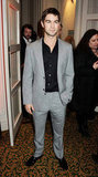 Chace Crawford makes an appearance at the Jameson Empire Awards in London.
