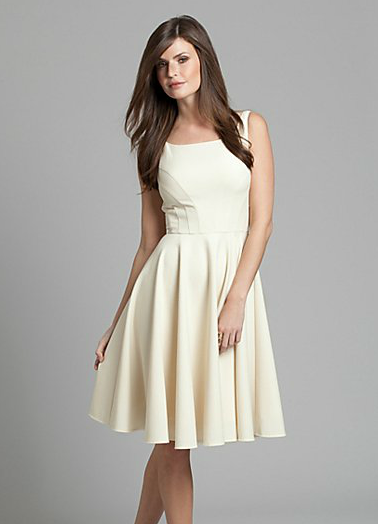 Guess by Marciano Abel Circle Skirt Dress ($185)