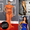 Pictures of Fergie&#039;s Red Carpet Style