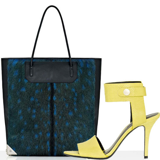Fall 2012 Runway Shoes and Bags