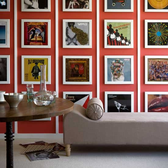 Create a Music Gallery Wall
