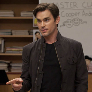 Matt Bomer on Glee Pictures