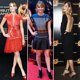 Jennifer Lawrence at Hunger Games Premiere Pictures